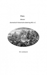 Plato Menon dramatisch-historische datering 401 v.C.