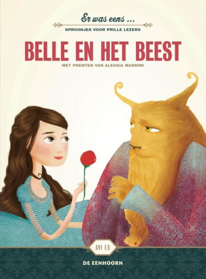 Sprookjes voor prille lezers - Belle en het beest
