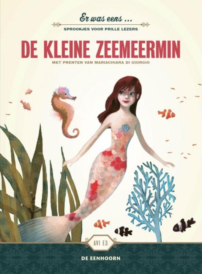 Sprookjes voor prille lezers - De kleine zeemeermin
