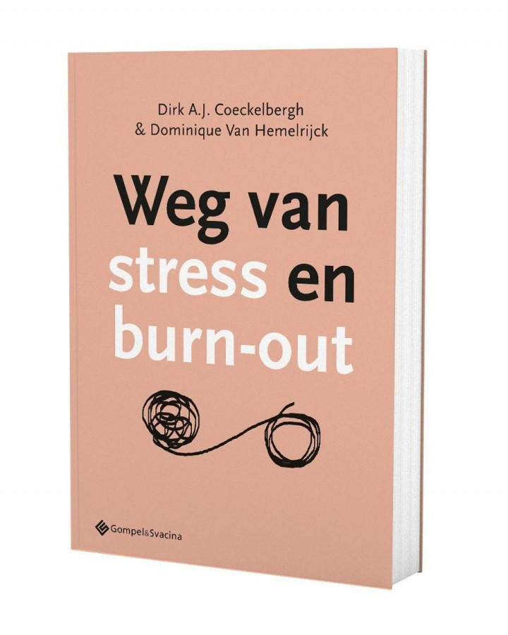 Weg van stress en burn-out