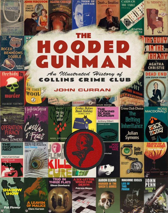 Hooded gunman: an illustrated of collins crime club