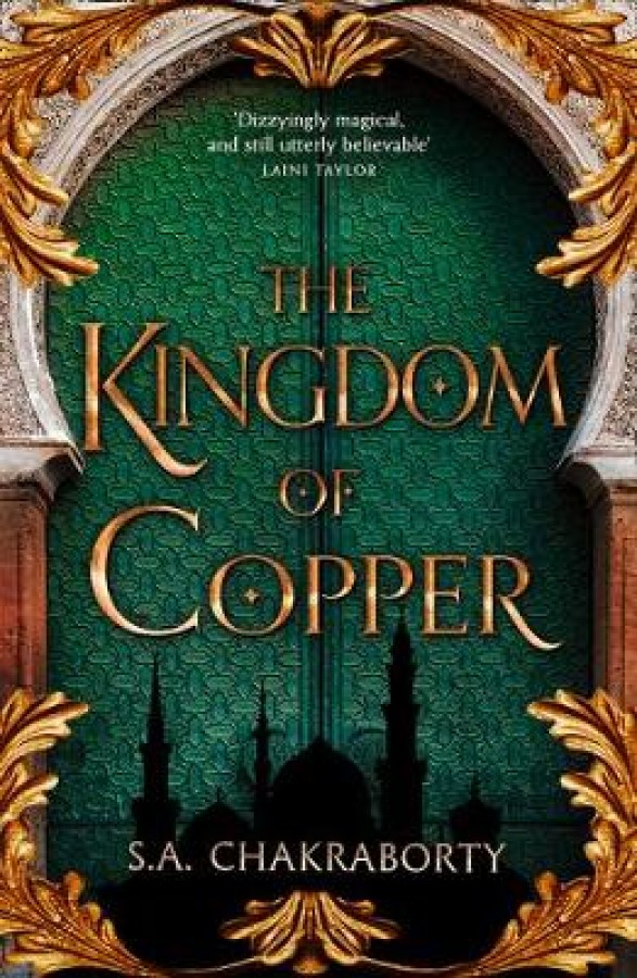 Daevabad trilogy (02): the kingdom of copper