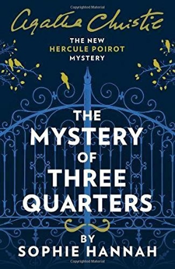 Mystery of three quarters