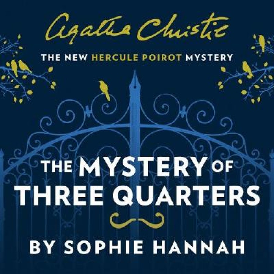 Mystery of three quarters (cd)