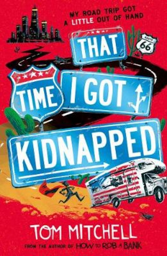 That time i got kidnapped