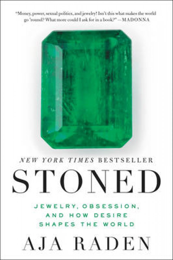 Stoned  jewelry, obsession, and how desire shapes the world