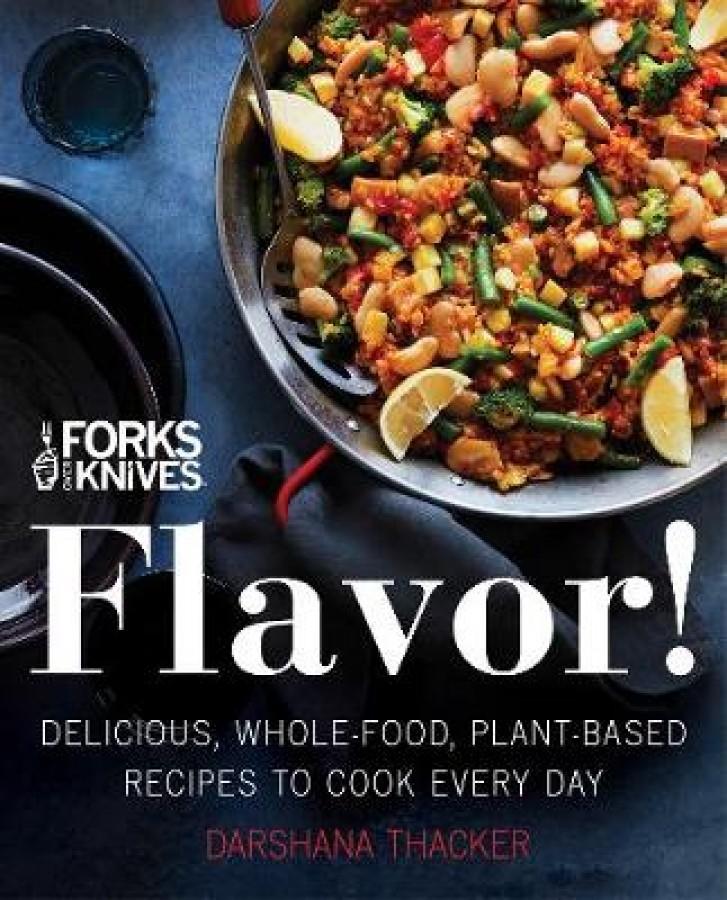 Forks over knives flavor!