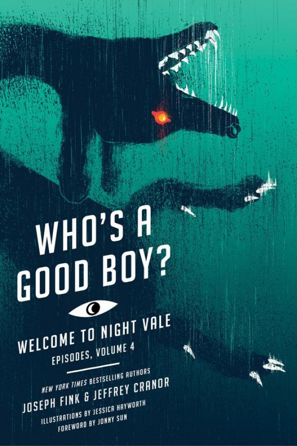 Welcome to night vale Who's a good boy?