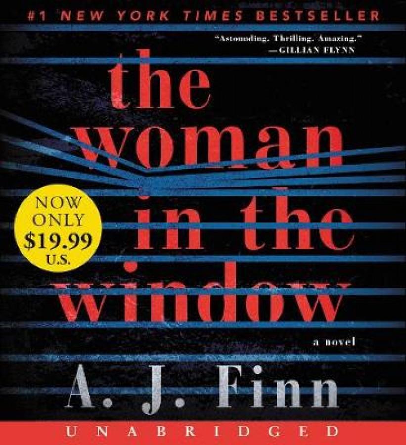 Woman in the window (cd)
