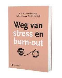 Weg van stress en burn-out