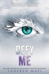 Shatter me (05): defy me