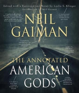Annotated american gods