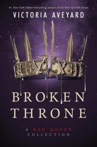 Red queen (4.5): broken throne