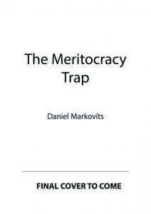 Meritocracy trap