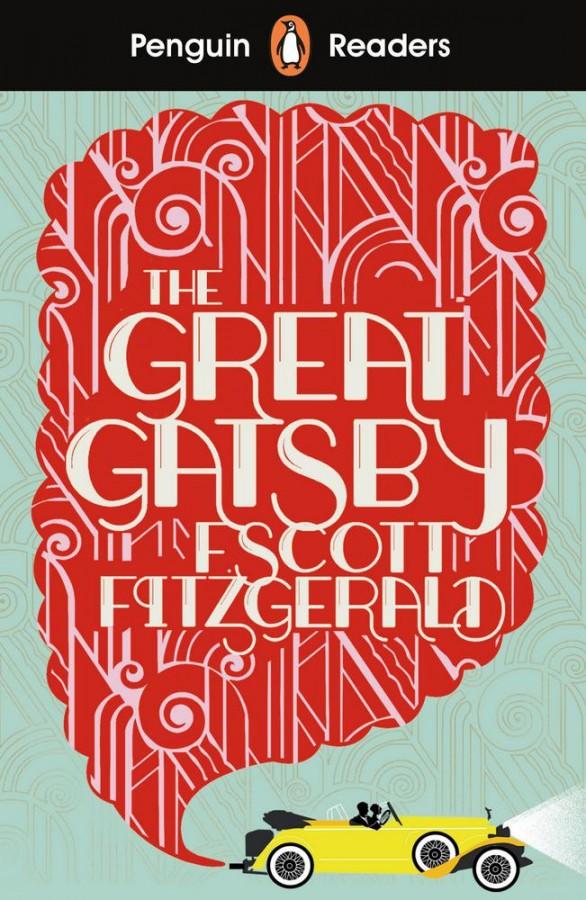 Penguin readers Great gatsby (level 3)