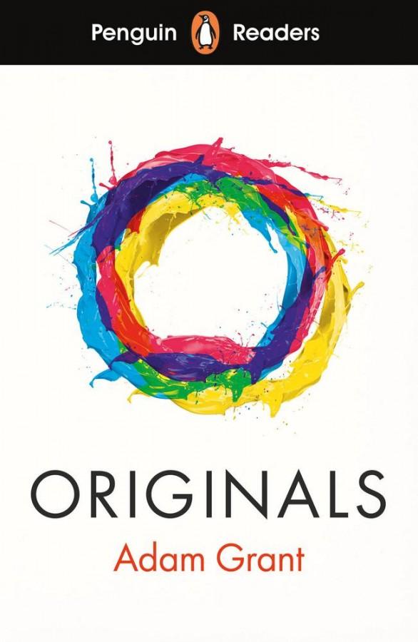 Penguin readers Originals (level 7)