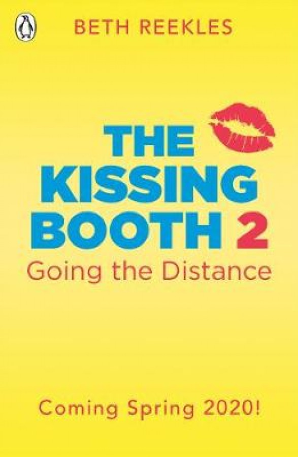 Kissing booth (02): going the distance