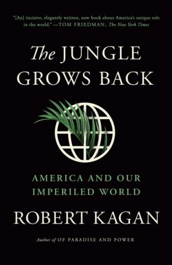 Jungle grows back: america and our imperiled world