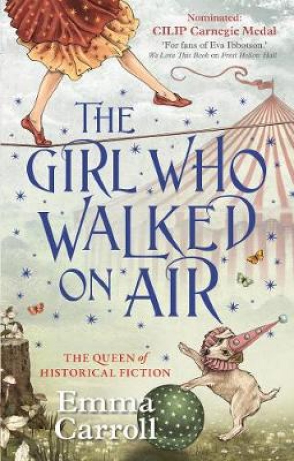 Girl who walked on air