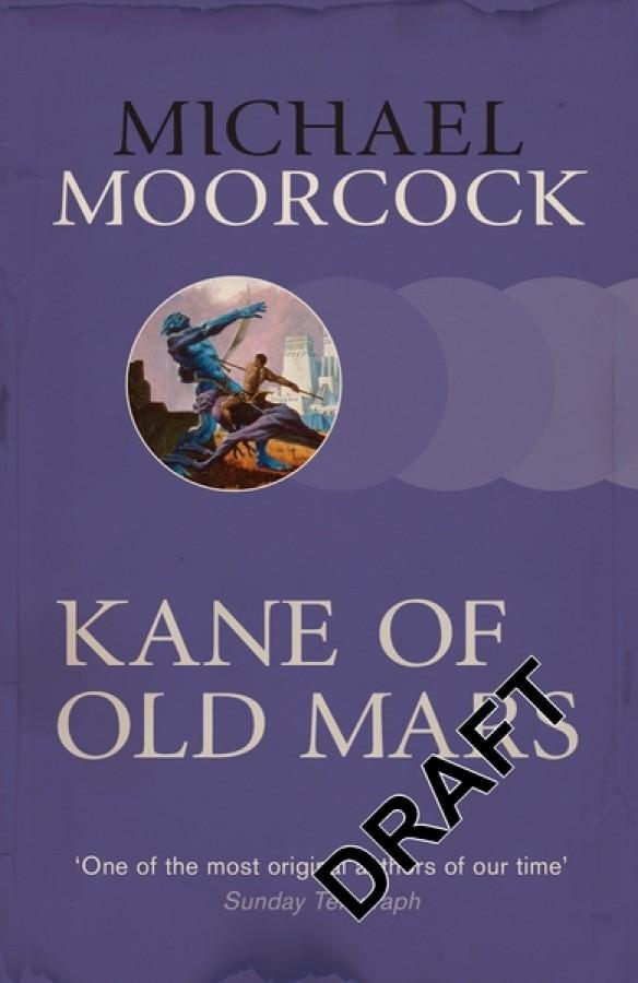Kane of old mars