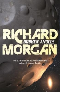 Altered carbon (02): broken angels