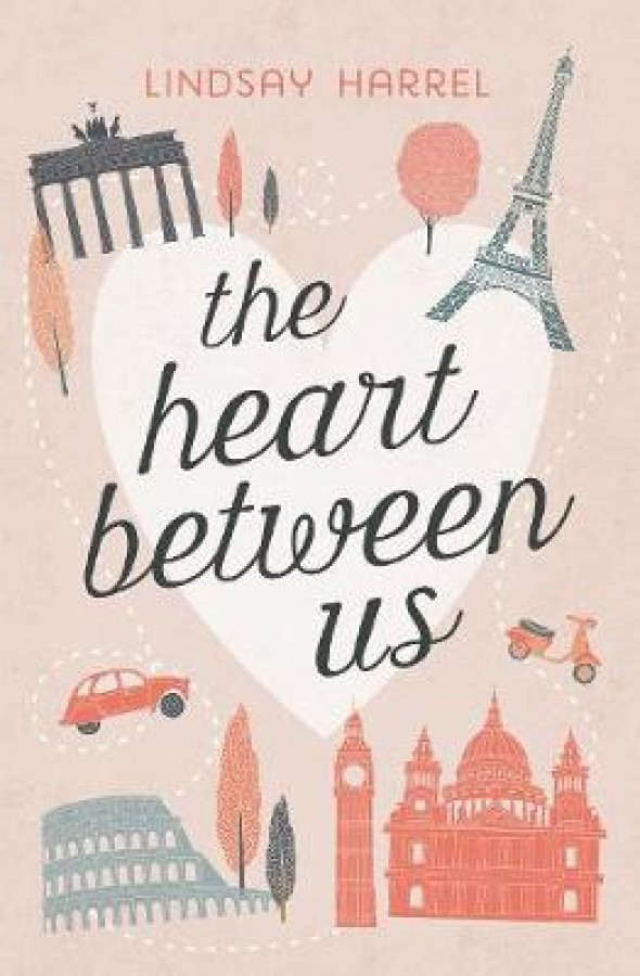 Heart between us