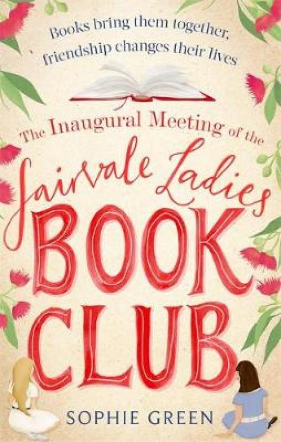 Inaugural meeting of the fairvale ladies book club