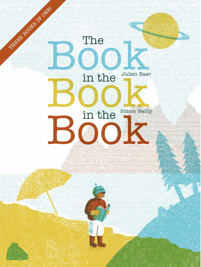 Book in the book in the book