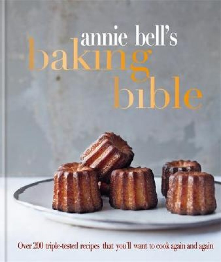 Annie bell's baking bible