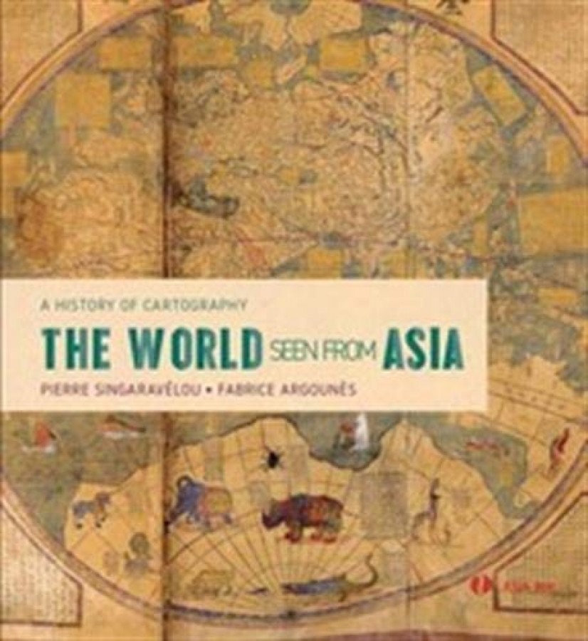 World seen from asia