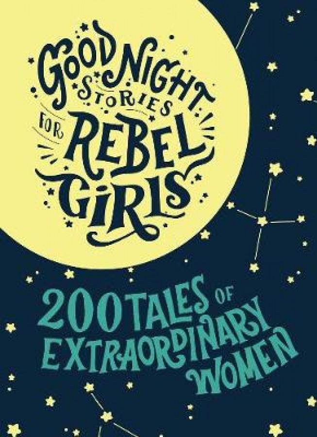 Good night stories for rebel girls - the gift set