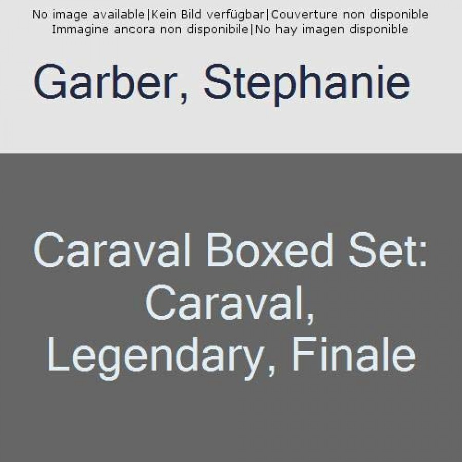 Caraval series hardcover boxed set