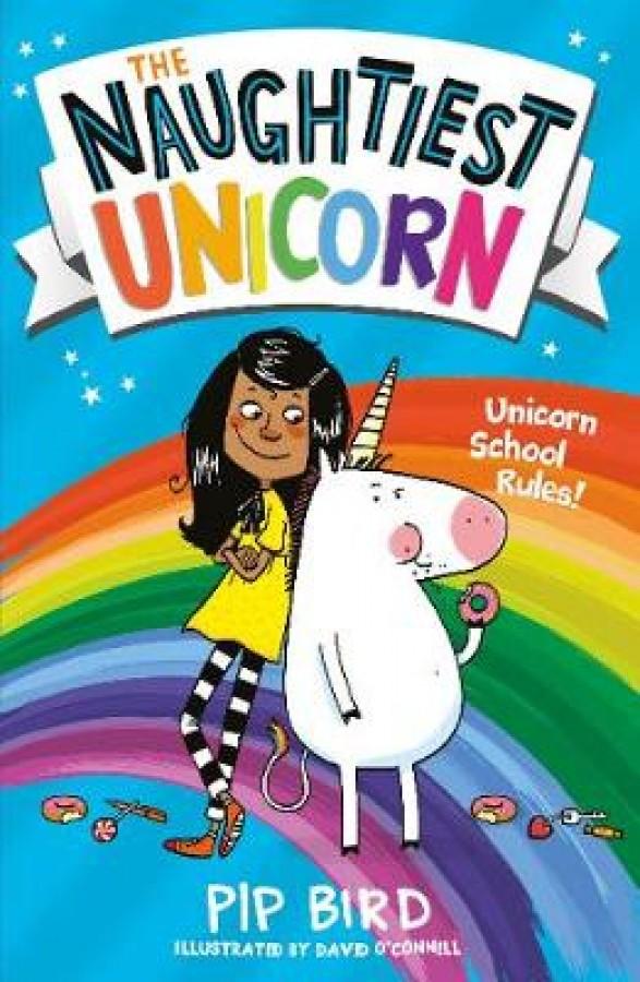 Naughiest unicorn