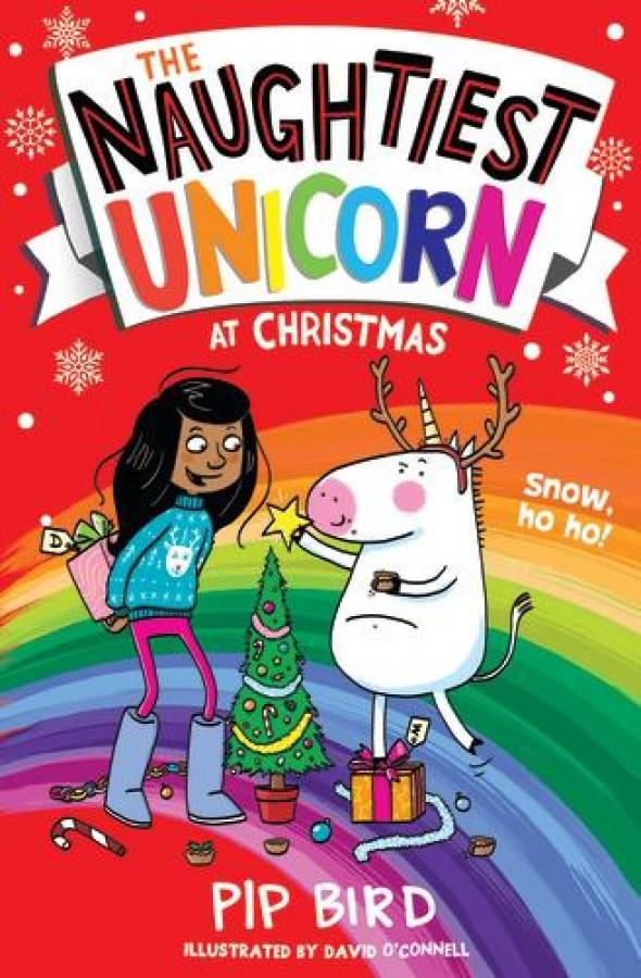 Naughtiest unicorn at christmas