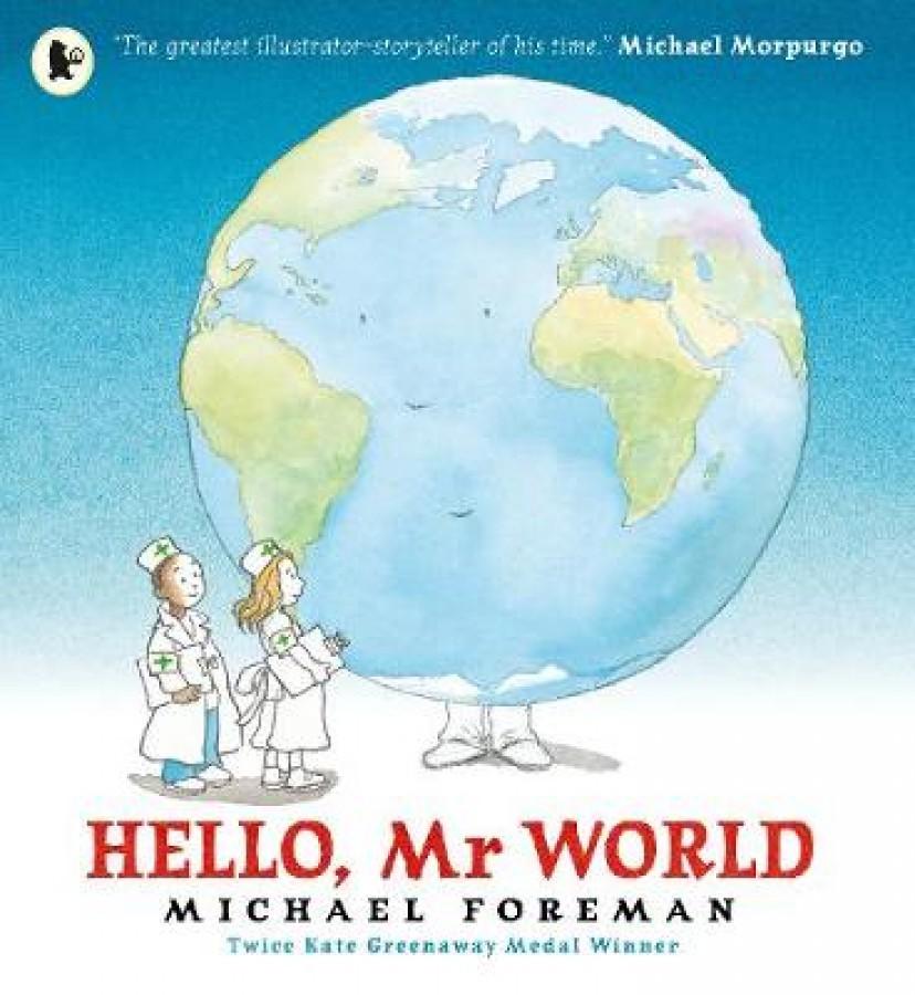 Hello mr world