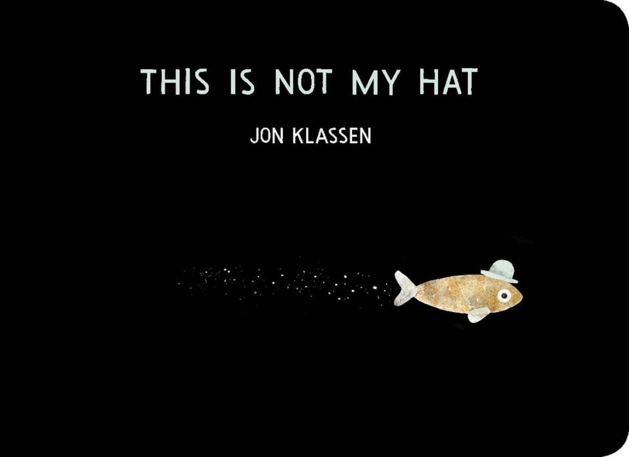 This is not my hat (cased board book)