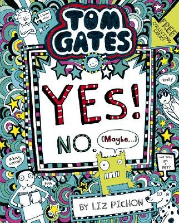 Tom gates Yes! no (maybe...)