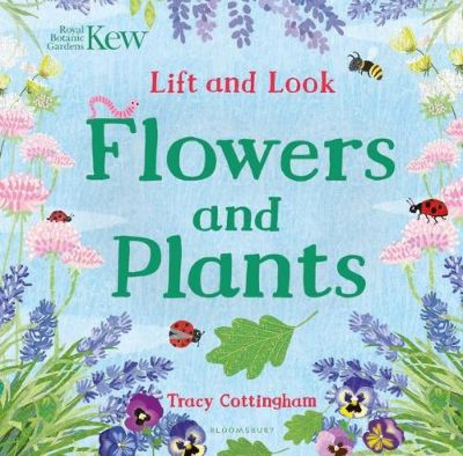 Lift and look flowers and plants - kew
