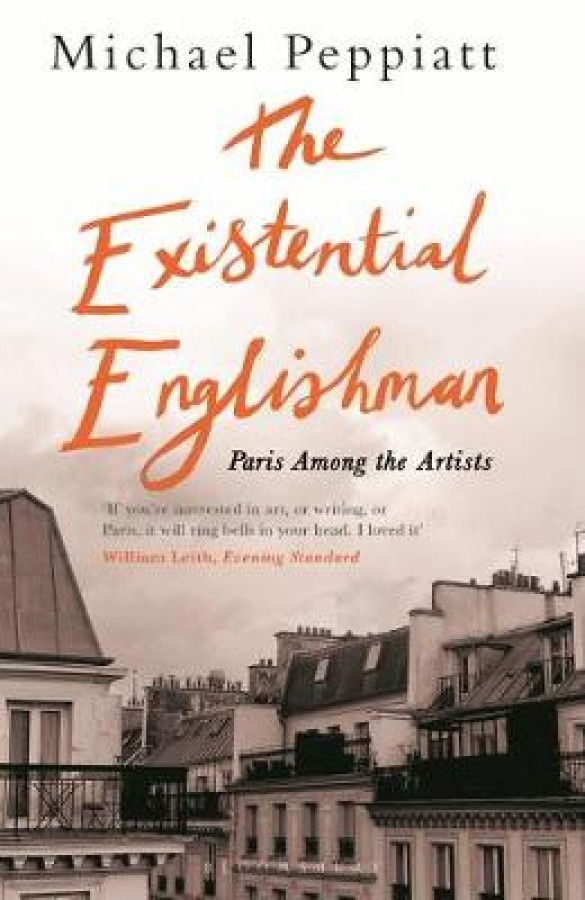 Existential englishman: paris among the artists
