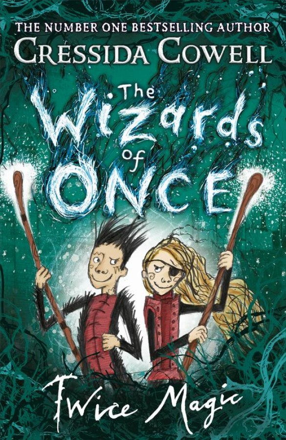 Wizards of once (02): twice magic