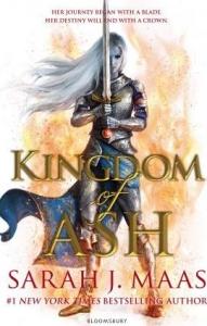 Throne of glass (07): kingdom of ash