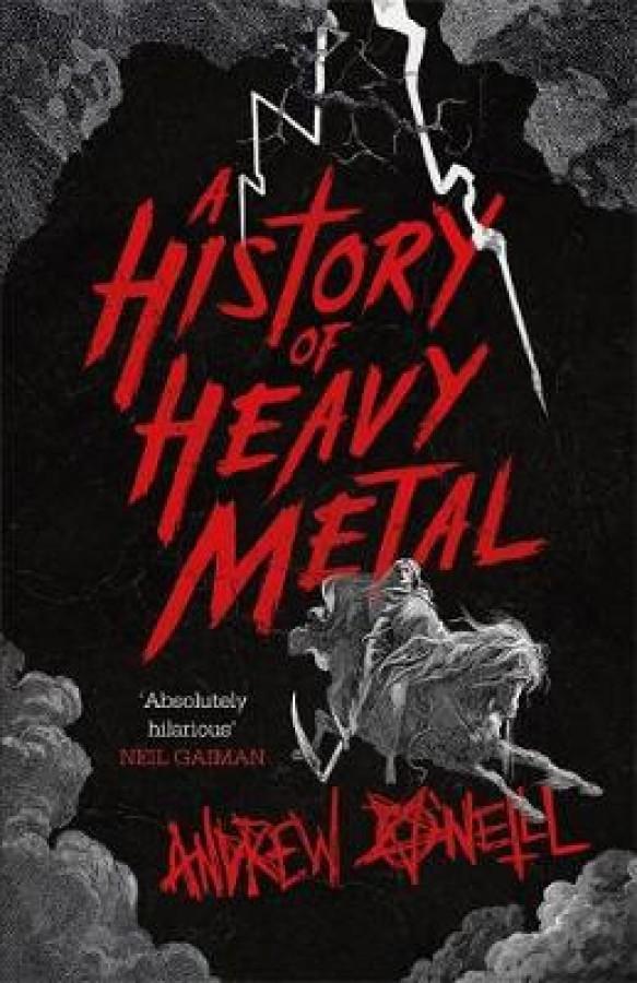 History of heavy metal