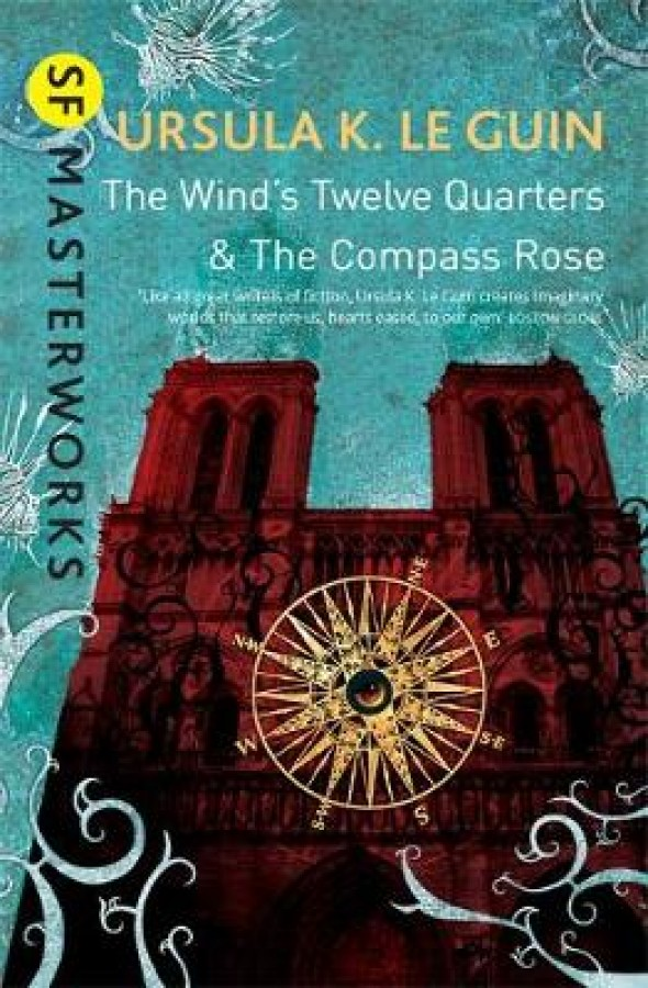 Wind's twelve quarters and the compass rose