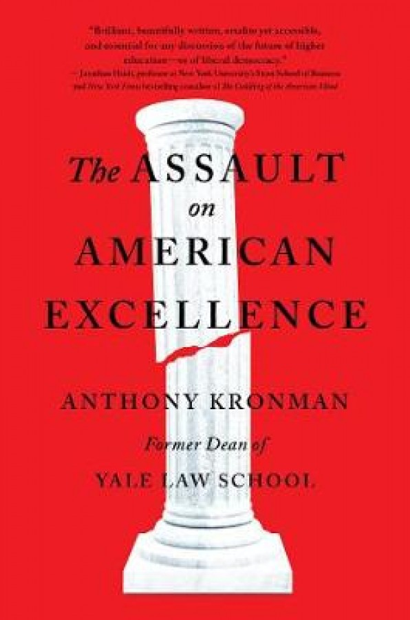 Assault on american excellence