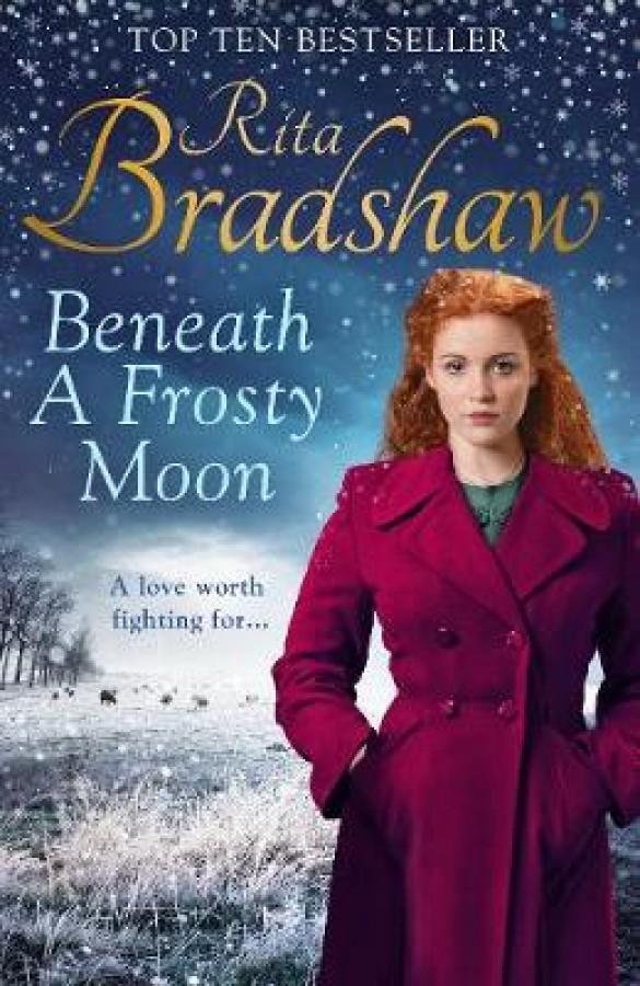 Beneath a frosty moon