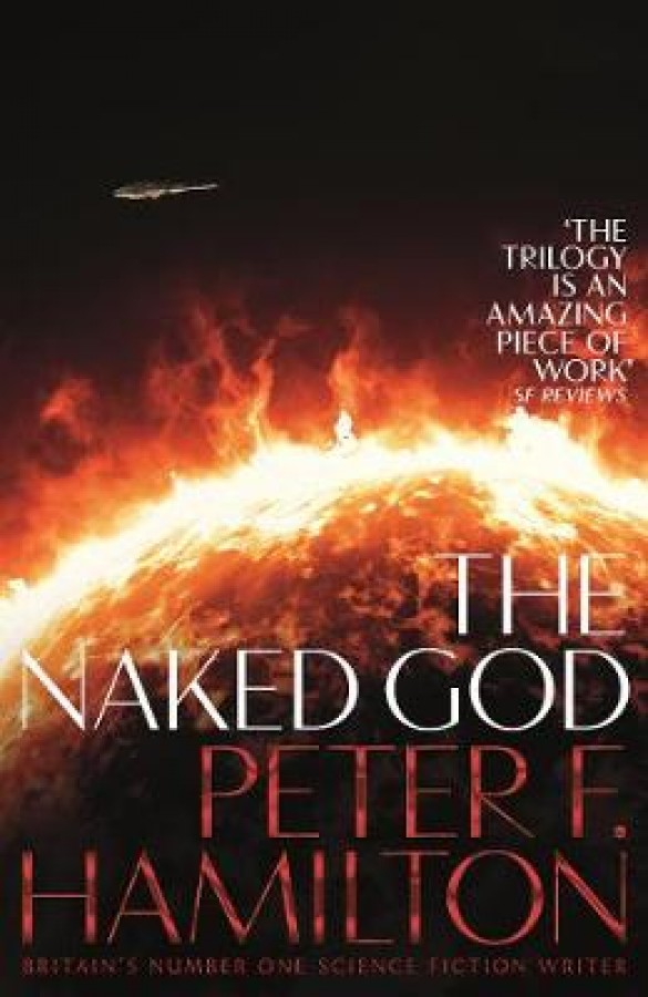 Night's dawn trilogy (03): naked god