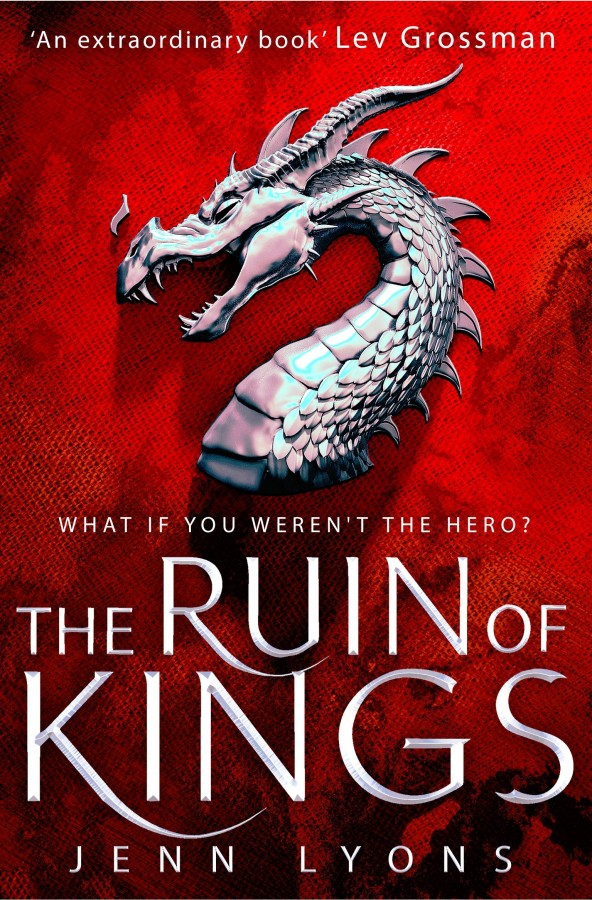 Chorus of dragons (01): the ruin of kings