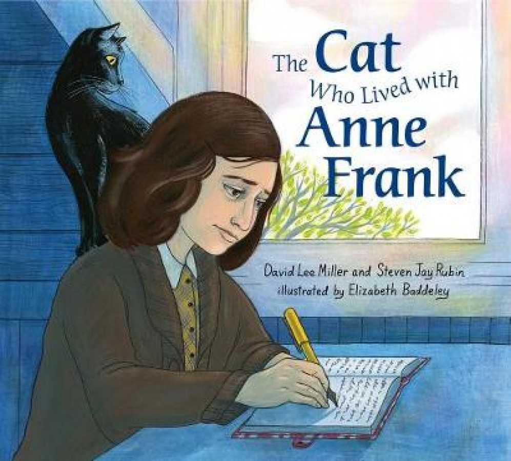 Cat who lived with anne frank