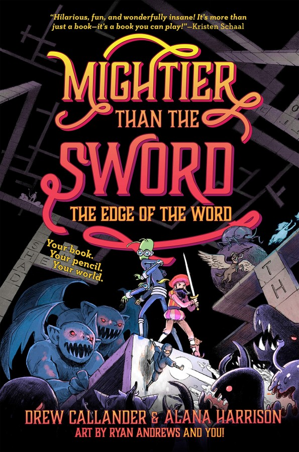 Mightier than the sword: the edge of the word