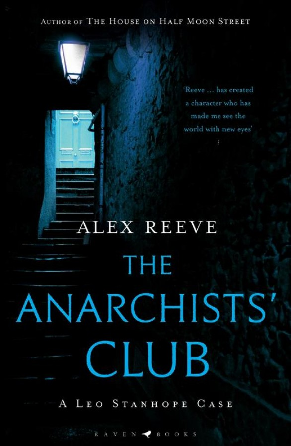 Anarchists' club